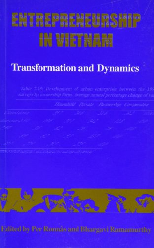 Entrepreneurship In Vietnam: Transformation And Dynamics (Indonesian Unit) by NIAS Press
