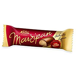 Finest Marzipan Bar with Tangy Liqueur 16 x 1.4oz/ 40g