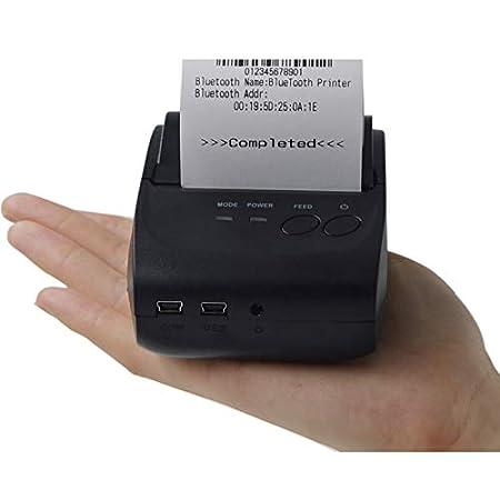 MaiTian Dc24v / 2.5a 58mm Impresora portátil móvil de Alta ...
