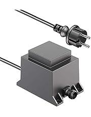 ledscom.de 40W LED transformator voeding voor IP44 connector systeem NEMO transformator 12V AC