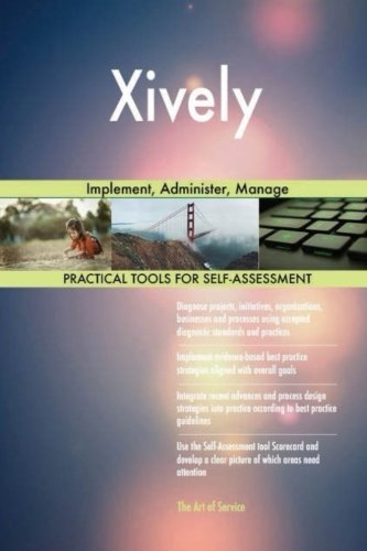 Read Online Xively: Implement, Administer, Manage PDF