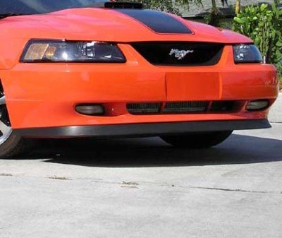 UPR 1999-2004 Mustang Mach 1 Style Chin Spoiler (Chin Cobra Spoiler)