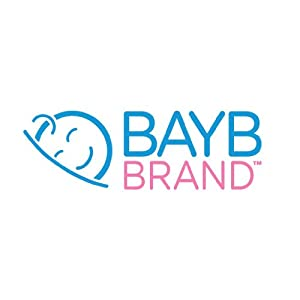 BayB Filled Bean Bag For Babies, Pink
