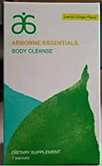 Let it all out. Detoxify by cleansing your system with our lemon-ginger flavored formula that's gentle enough for daily use.  Aloe soothes the gastrointestinal tract, ginger supports healthy digestion, and choline supports liver function.  7 ...