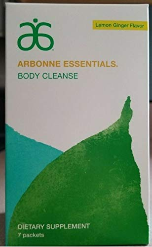 Arbonne Essentials 7 Day Body Cleanse