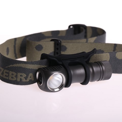 Zebralight H53Fw AA Headlamp Floody Neutral White