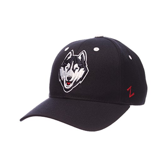 (Zephyr Uconn Huskies Official NCAA Competitor Adjustable Hat Cap 969915)