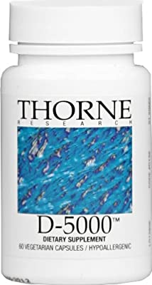 Thorne Research - Vitamin D - Pure D3 Health Supplement
