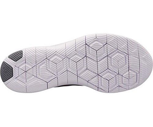 001 White Flex Cool Contact 2 Grey Sneakers Noir NIKE Femme Basses Black WMNS HO4Rw7