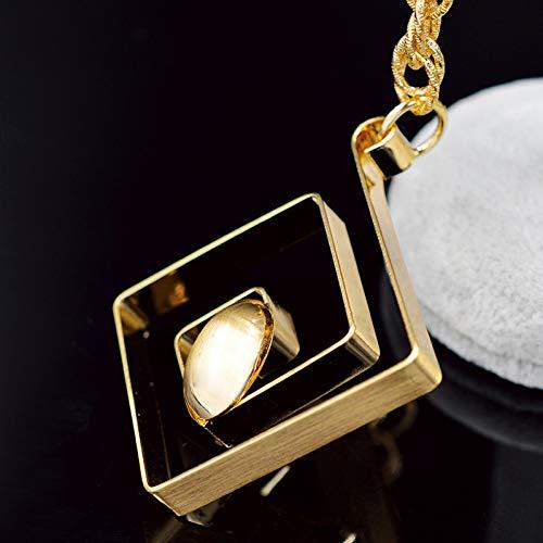 GEDASHU Earrings Square Earrings for Women Long Drop Dangle Earrings Dubai Fashion Big Jewelry Findings for Engagement Drops Dangles Earring Findings