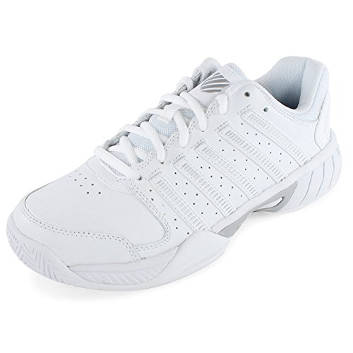 free shipping popular K-Swiss Women's Express LTR Athletic White/Silver amazon for sale clearance sale outlet new browse cheap online 3oLnp6iAD