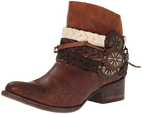 Freebird Women's Endy Boot, Brown, 10 M US