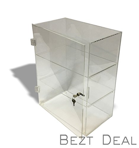 Acrylic Display Cabinet by Bezt Deal