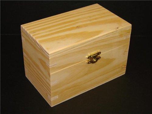[BX5159 Recipe/File Box 3 x 5 in recipe cards Hinged] (Hinged Recipe Box)