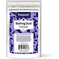 Petpost   Chinchilla Bath Dust for Small Animals - Natural, Pure Cleansing Pumice Sand for Cleaning Degus, Hamsters, Gerbil (1 lb.)