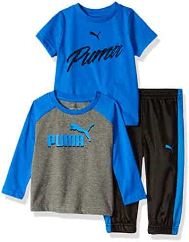 a8467d5b Shopping PUMA - Baby Boys - Baby - Clothing, Shoes & Jewelry on ...