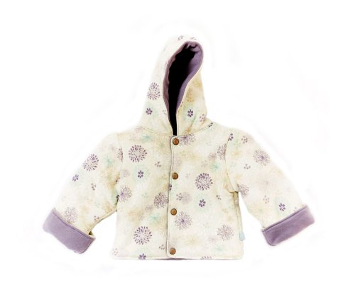 Finn + Emma Baby Girls' Flower Reversible Jacket