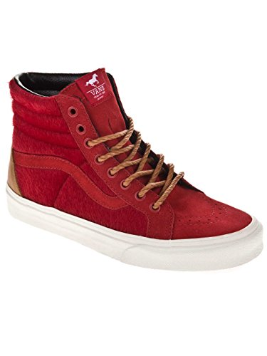 Vans Fashion/Mode - Sk8-hi Reissue Rouge - Rouge