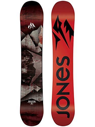 Jones - Mens Aviator Snowboard 2019, 160 cm Wide ()