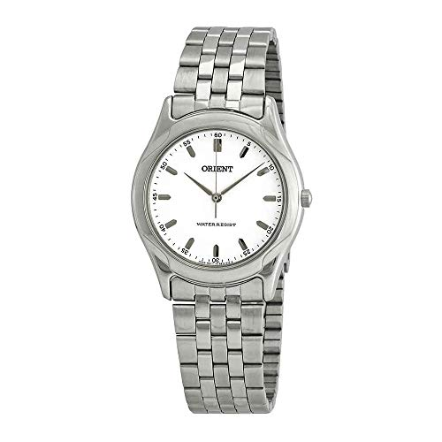 Orient Classic White Dial Ladies Watch FQB16005W