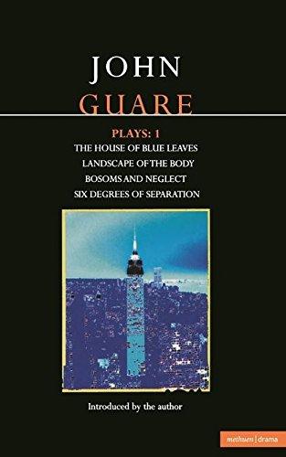 Download Guare Plays: 1 (Methuen Contemporary Dramatists) (Vol 1) pdf epub
