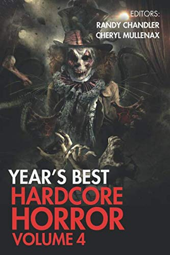 Year's Best Hardcore Horror Vo lume 4