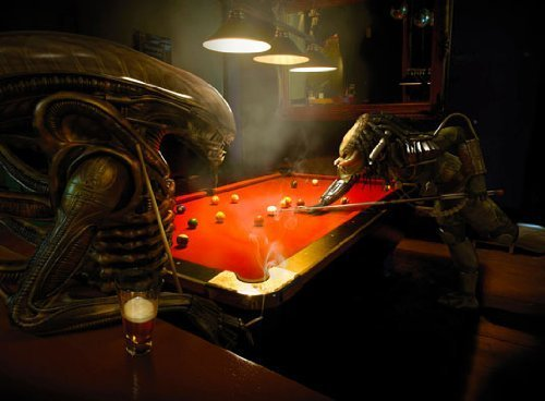 imagenation Alien V Predator - Pool
