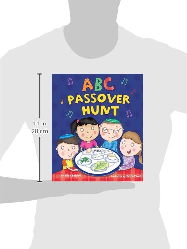 ABC Passover Hunt by Kar-Ben Pub (Image #2)