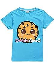 Cookie Swirl C T Shirt for Kids Unisex Kids Cartoon T-Shirt Cookie Swirl C Sweatshirt for Boys Girls