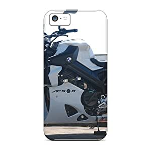 Durable Defender Case For Iphone 5c Tpu Cover(bmw)