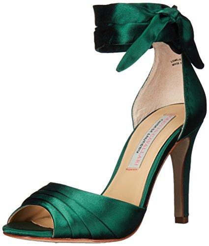 Dark Sandal Lilac Laundry Green Satin Chinese Women's Dress Cavallari Kristin 0nTBq