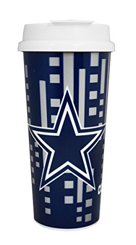 NFL Dallas Cowboys 16 oz Travel Mug