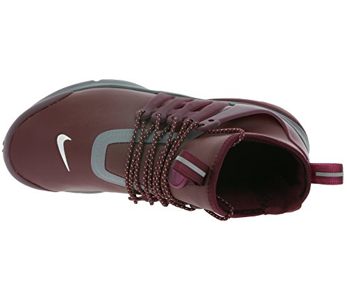 Basketball Night Nike Chaussures Maroon 859527 Silver Femme Rouge 600 Maroon Reflect de Night 1wR1ZI4nSq