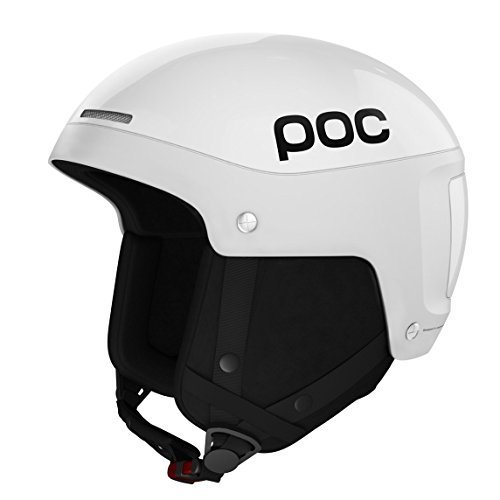POC Skull Light 2.0 Helmet Hydrogen White M-L & HDO Knit Cap Bundle