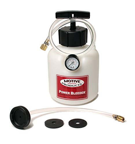 Motive Products 0108 Brake System Power Bleeder For Most Late Model GM Cars and (Power Bleeder)