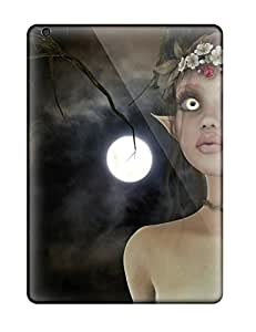 Series Skin Case Cover For Ipad Air(those Bright Eyes)