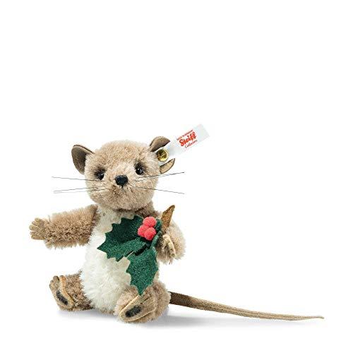 Steiff Holly Mouse Alpaca Limited Edition Teddy