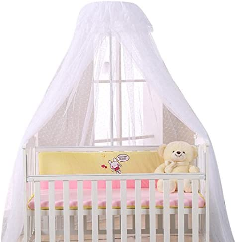 [해외]Yuena Care 모기 망 모기장 공주 내기 캐노피 커튼 침대 구 방 모기 숙면 절전 / Yuena Care Mosquito Net Princess Bed Canopy Curtain Crib Insect Repellent Mosquito Sleep Saving