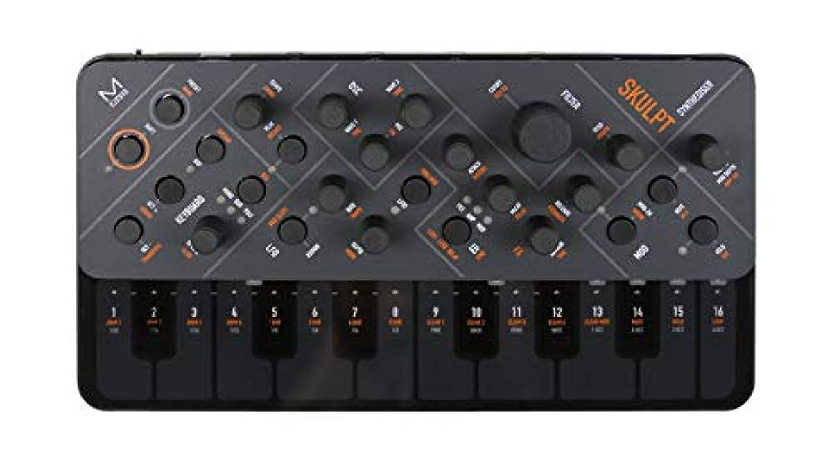 [해외] Modal Electronics Skulpt Black 모달 조각 가상 아날로그 신디사이저
