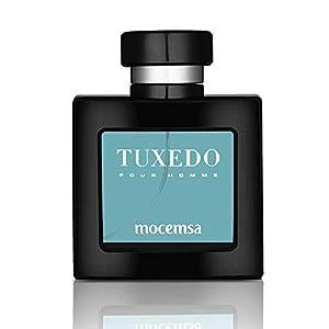 MOCEMSA Tuxedo Pour Homme Luxury EDP Perfume for Men Fragrance Crafted in Spain, 100 ml