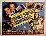Home Sweet Homicide poster thumbnail