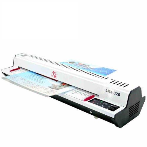 (A3 A4 Laminating Machine Document Photo Plastic Injection Molding Machine Plastic Sealer Thermal Laminator - 110V)