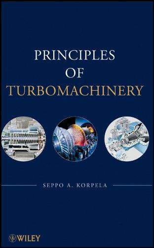 Principles of Turbomachinery