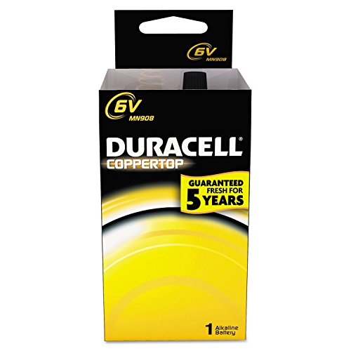 Price comparison product image Duracell 6v Lantern Battery 1 Count