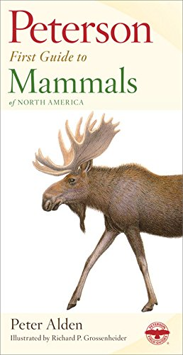 Peterson First Guide Mammals of North America