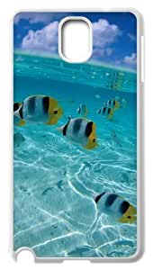Fashion Cases Fish Back Samsung Galaxy Note3 N9000 Cases Cover