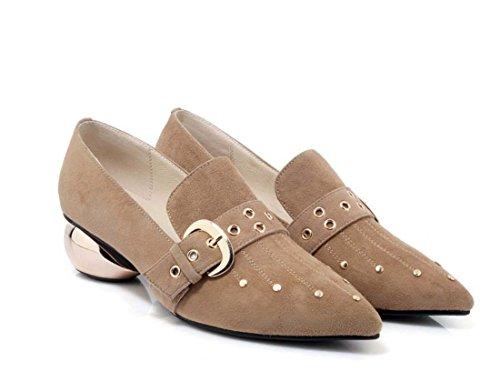 Chaussures Mule Sneakers Chaussures Chaussures De Travail Chaussures De Travail Chaussures Basses Chaussures De Travail (couleur: Abricot)