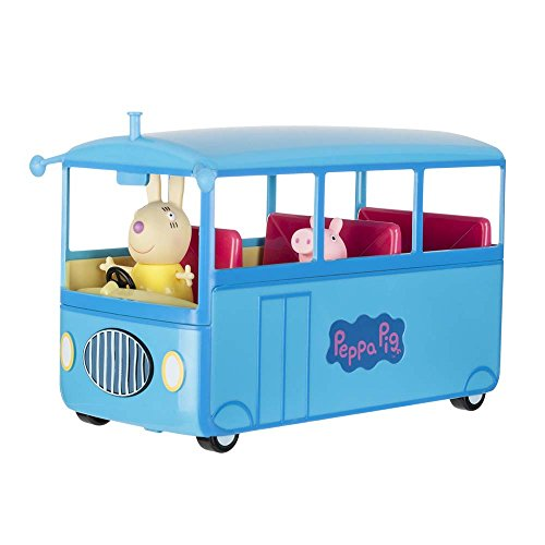 Peppa Pig School Bus (Seats School Bus)