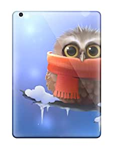Coy Updike's Shop New Style New Cute Owl Tpu Skin Case Compatible With Ipad Air