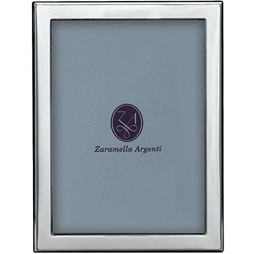 - LONDON - an engraving favorite - in pure Italian Sterling Silver by Zaramella Argenti® - 5x7